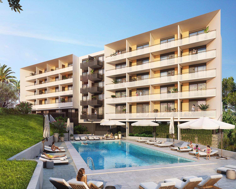 Appartement Deficit Foncier Cannes Côte d'Azur - Stone & Living