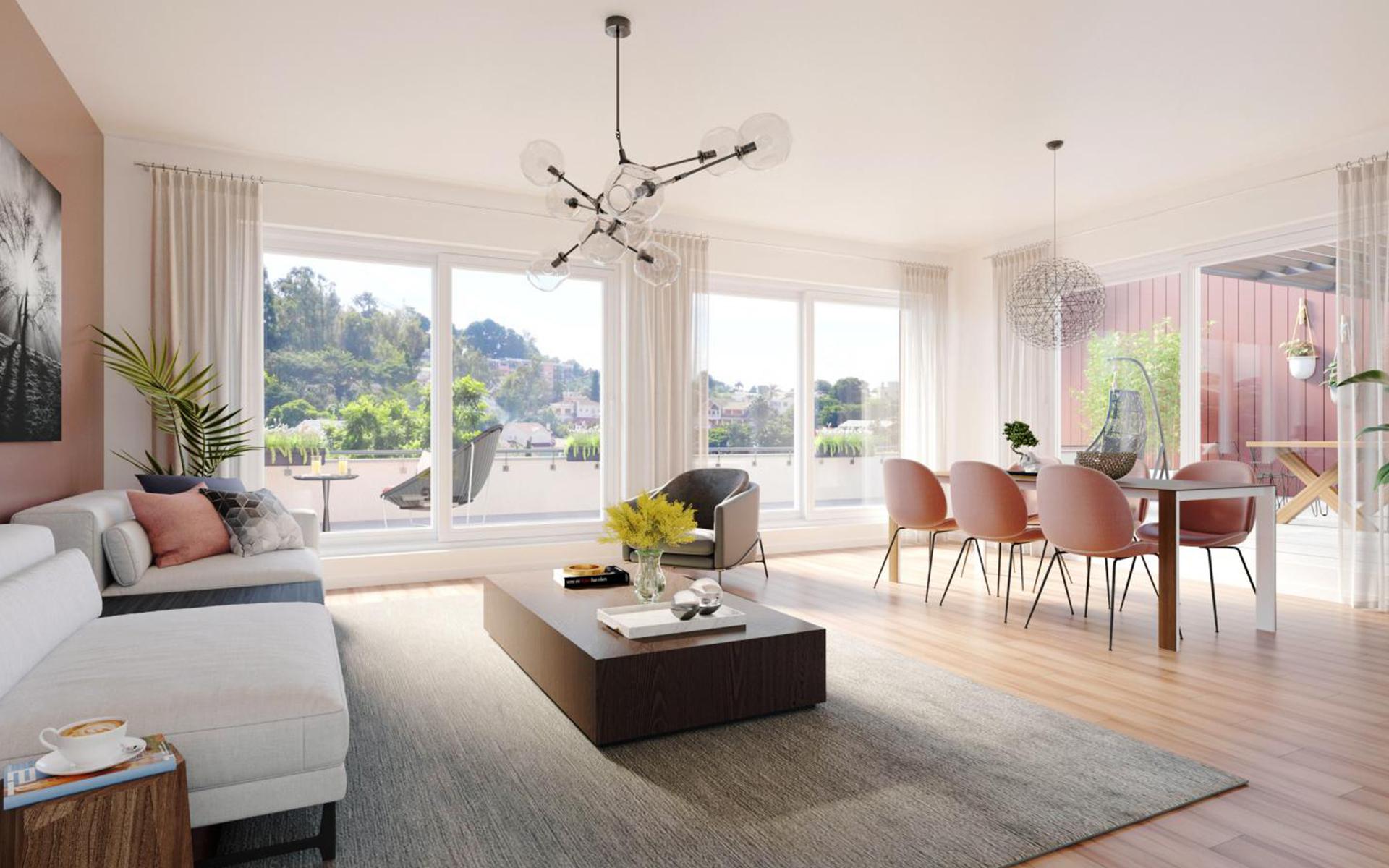 Appartement neuf près de Lyon - Stone & Living