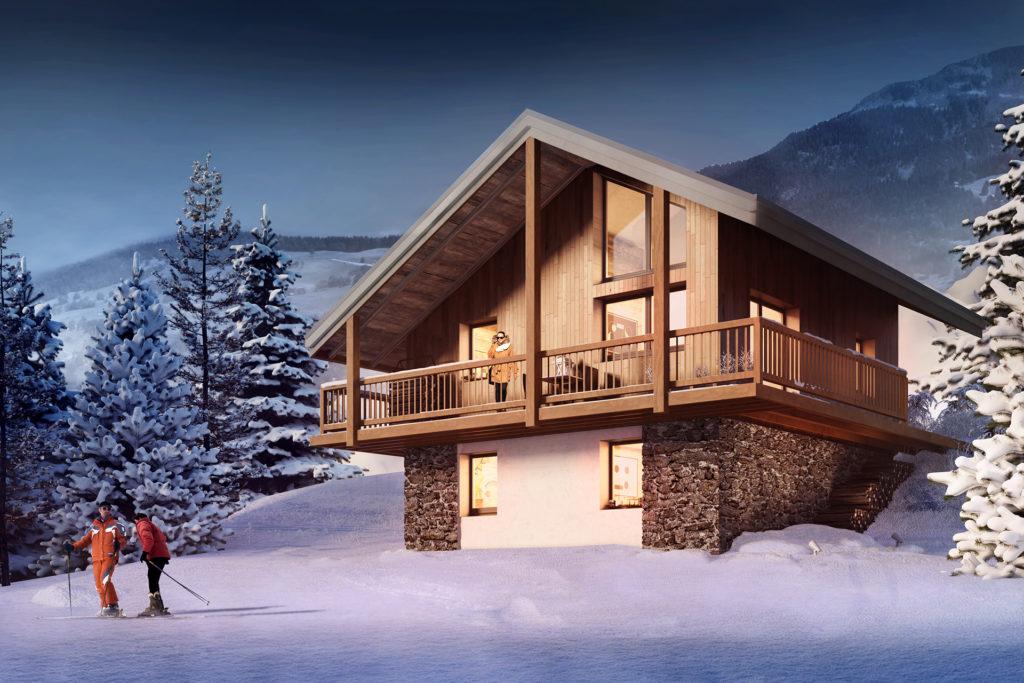 Investir en immobilier dans les Alpes l Stone & Living