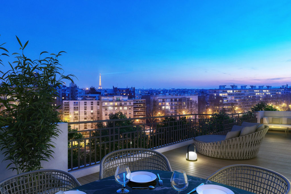 Appartements neufs Neuilly sur Seine - Paris - Stone and Living