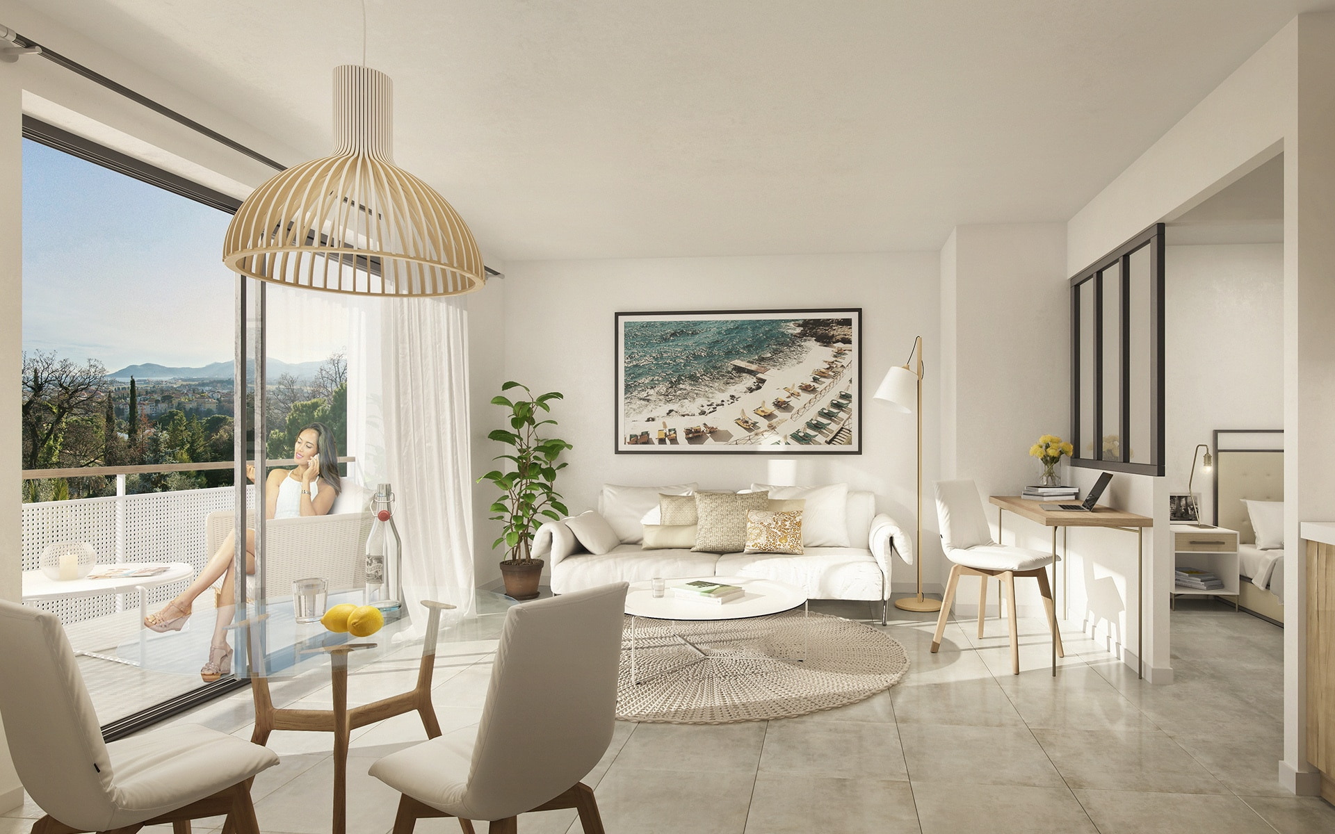 Appartement deficit foncier Cannes immobilier l Stone & Living