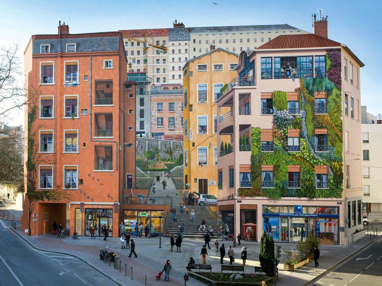 Appartement neuf Croix Rousse Lyon - Stone & Living
